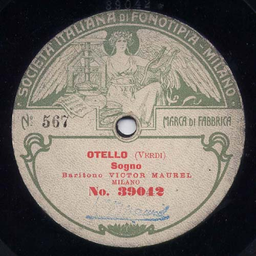 Glaspole Records - Long Playing and 78 Classical Records